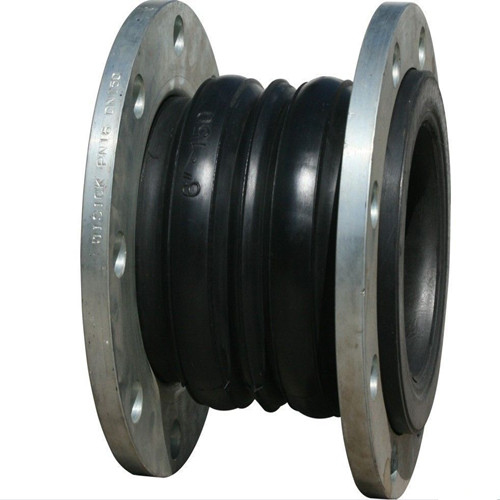 Flange type rubber joint products﹣00024