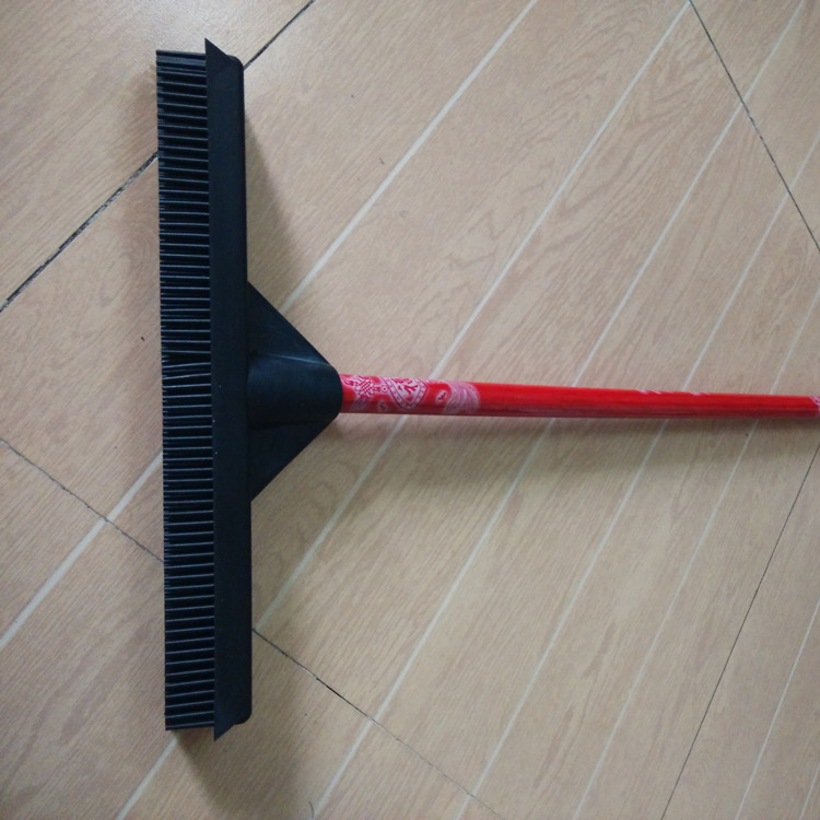 bamboo broom,
